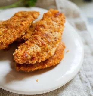 Paleo Chicken Fingers