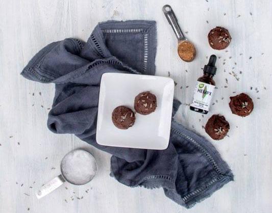 CBD-Infused Chocolate Truffles