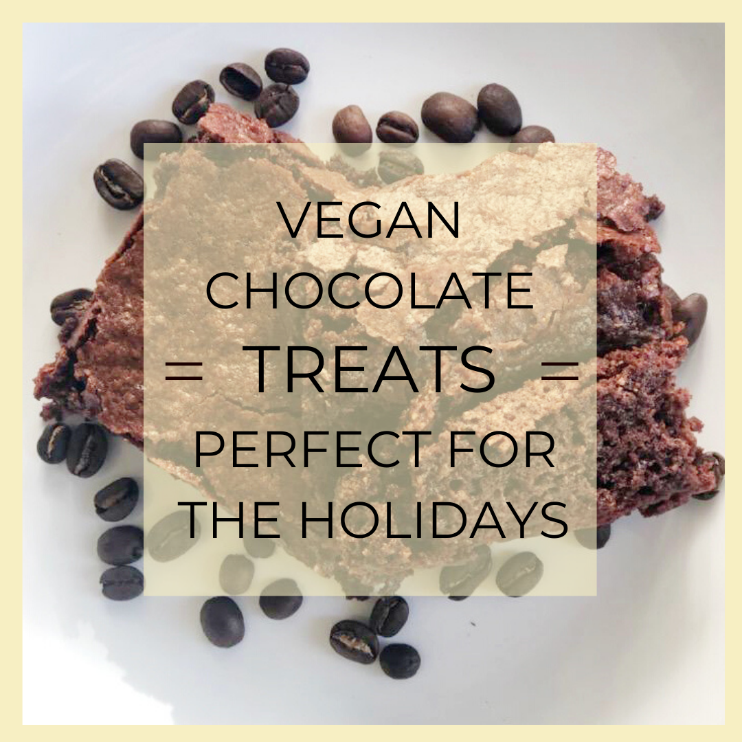 Vegan Chocolate Treats Perfect for the Holidays