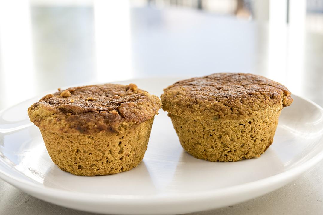 Anti-Inflammatory Muffins