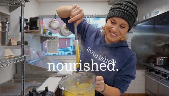 Episode 9: Gluten Free Vegan Broccoli Cheddar Soup & Herb Rolls